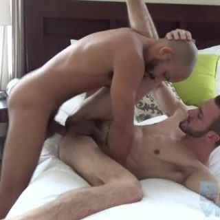First Timer Fist - Dylan Hyde and Antonio Biaggi