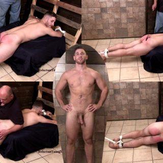 Anthony Straight Degrading Spanking