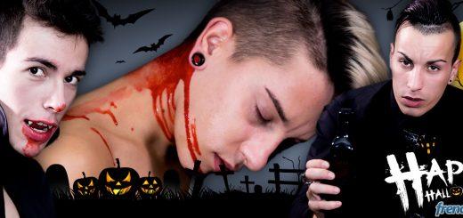 Fucked by Vampires for Halloween - Alexis Tivoli & Loic Miller