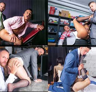 In our Best of 2020 Bonus Compilation, we look back at some of our top favorited suit sex movies. Thank you for making MENATPLAY the #1 home for suited studs! May this good cheer last throughout the year.