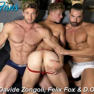 Davide Zongoli with another muscle stud, but ends up being the bottom bitch! I like to go somewhere warm when winter arrives.